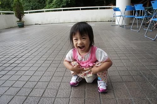 [1Y10M7D] Genki @ 拉拉山、明池森林遊樂區