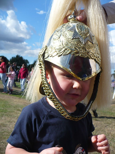 Household Cavalry Helmet