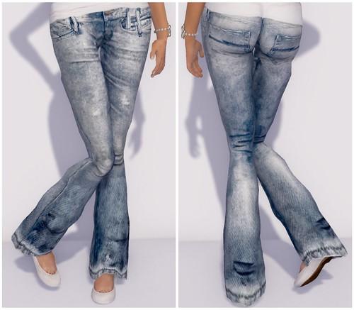 Fishy Strawberry - Gonzo Jeans (unisex)