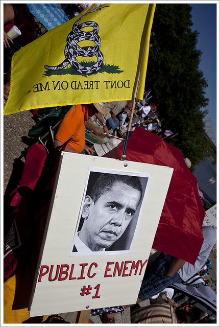 Tea Party Rally 6