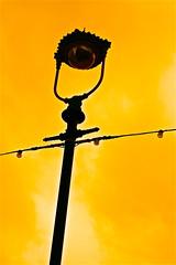 I'm beginning to see the light (denwend1972) Tags: colour wales coast streetlamp promenade llandudno