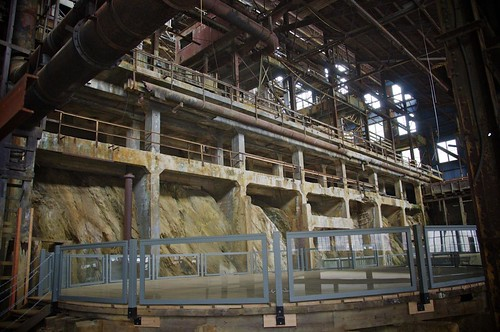 Britannia Mine Media Day Tour