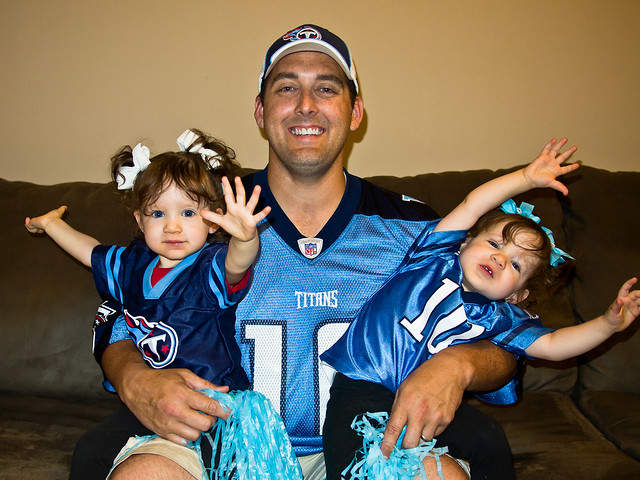 Touchdown Titans!