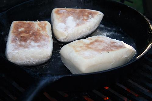 Chapa bread