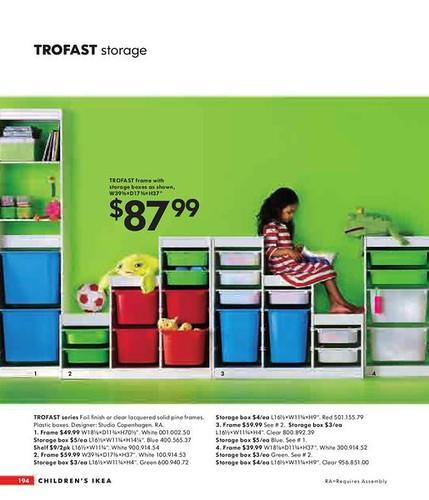 Ikea Trofast Toy Storage Review ~ Ikea TROFAST Storage System  in the know mom