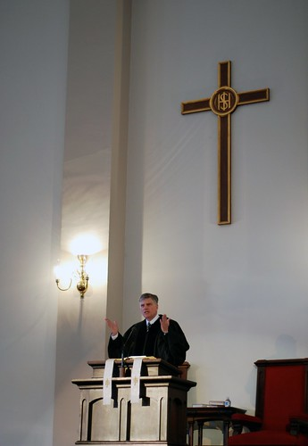 Franklin Graham at Park Street Church