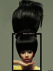Nicki minaj Out Magazine pictures  Fall 2010