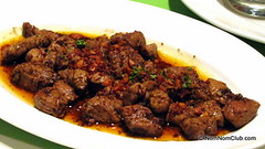 Beef Garlic Tender Tips