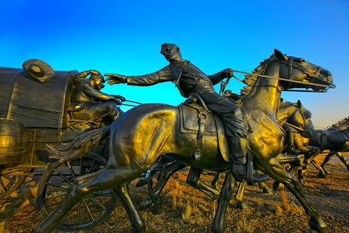 The Land Run Monument