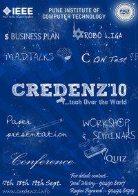 Credenz'10 Logo