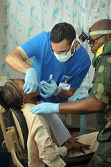 MEDFLAG 10 DENTISTS - photo by US Army