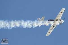 G-FUNK - 852908 - Aerostars Team - Yakovlev Yak-50 - Duxford - 100905 - Steven Gray - IMG_8019