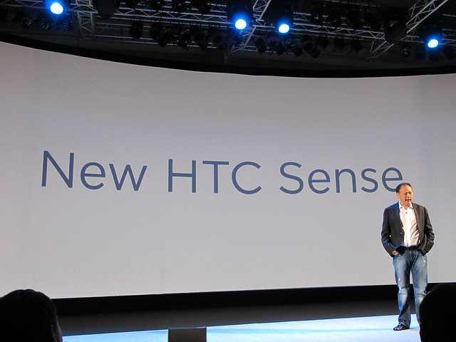 HTC CEO Peter Chou