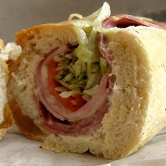 Destroyer Hoagie