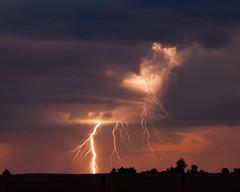 Lightning - 30 second exposure - explore # 4 (Marvin Bredel) Tags: storm oklahoma nature weather interestingness explore thunderstorm lightning marvin kingfishercounty i500 explore4 marvin908 therebeastormabrewin canoneosrebelt1i bredel marvinbredel
