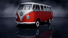 Gran Turismo 5 for PS3: Volkswagen typ2 (T1) Samba Bus