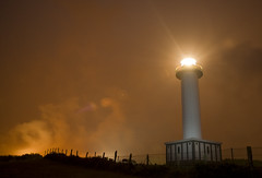 Faro de Luces (Chin Chinau) Tags: de faro luces asturias lastres
