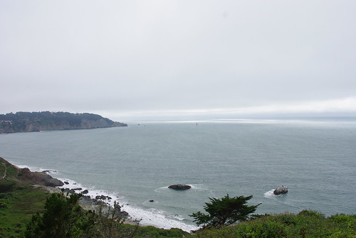 San Francisco- ocean view