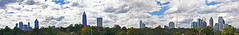 Atlanta Downtown and Midtown Panorama (ZachMay) Tags: city atlanta panorama skyline skyscraper buildings virginia downtown stitch panoramic midtown highland ponce