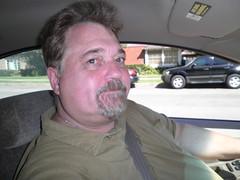 In the Car Again!! (Diogioscuro) Tags: selfportrait me self yo eu io ich diogioscuro
