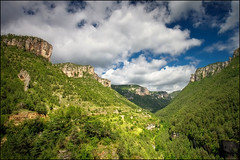 gorges de la jonte (heavenuphere) Tags: france landscape canyon gorge 1022mm lozere cvennes gorgesdelajonte languedocroussilon parcnationaldescvennes cvennesnationalpark