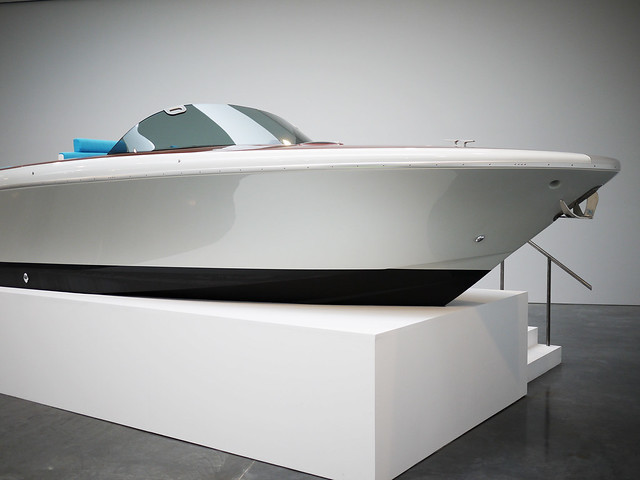 marc newson at gagosian 05