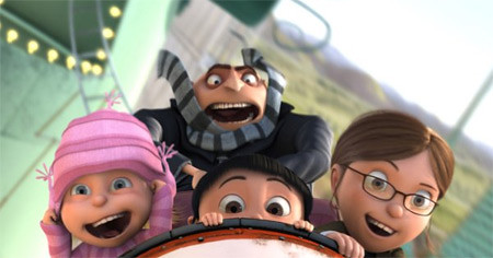 Despicable Me - Margo, Agnes and Edith - Movie Reviews - PinayReviewer.com