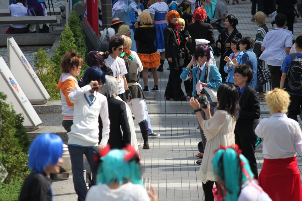 A Japan photo No.278:COSPLAY FESTA 2010.09