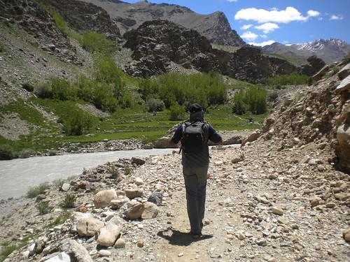zanskar trekking tour