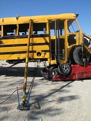IMG_5326 (Feuerwehr Weblog) Tags: bus lift rettung technische frankfort thl heavyrescue paratech buslift