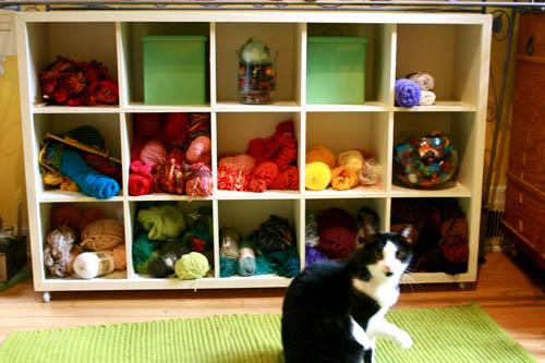 Yarn Cubbie