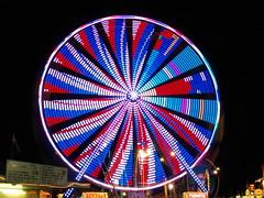 Lee County Fair (builder24car) Tags: county wheel long exposure north fair ferris nighttime lee carolina sanford