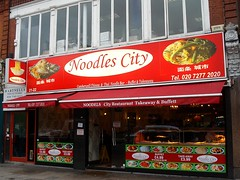 Picture of Noodles City, SE5 7AA