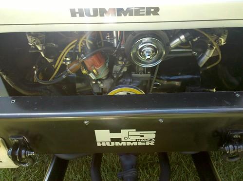 hummer engine?