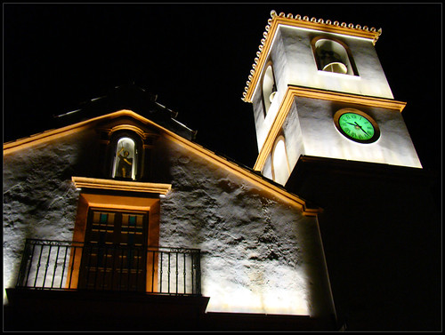 Iglesia de San Miguel Guaro
