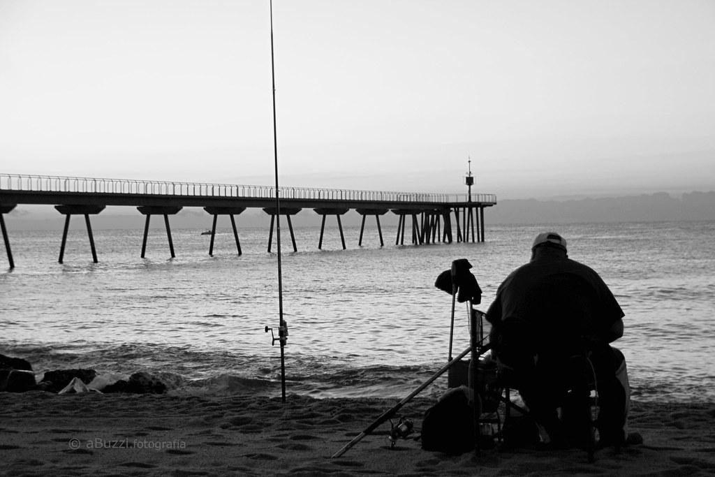 el pescador i el pont