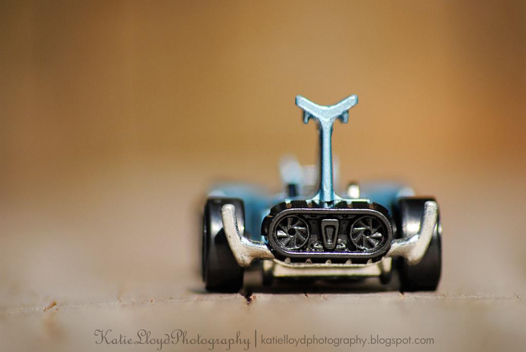 Hot Wheel - miniature - wm