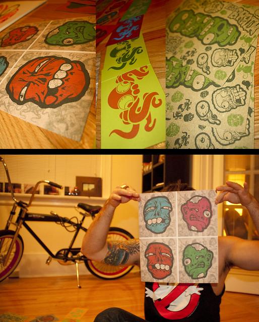 BBOR62 prints