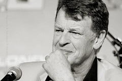 John Noble (meivocis) Tags: walter london john expo fringe lord rings bishop noble denethor