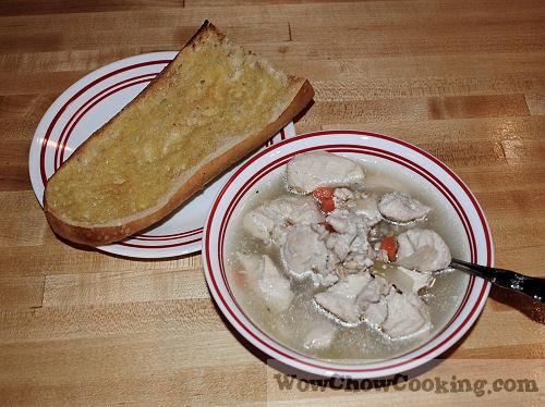 BarleySoup&Bread