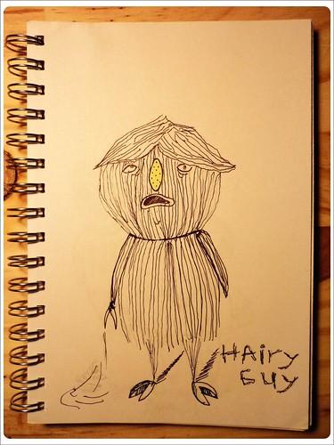 Hairy Guy!