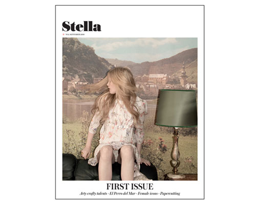 Stella magazine cover