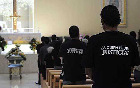 Ciudad Juárez - Funeral