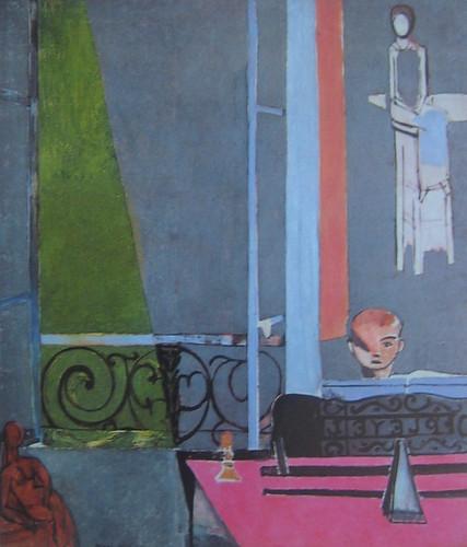 Piano Lesson, Henri Matisse, 1916