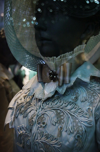 Fashion of the Pleasure Gardens