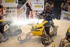 Get Cracking-5 (Scott Grant) Tags: ski indoor arena doo snowmobile backflip