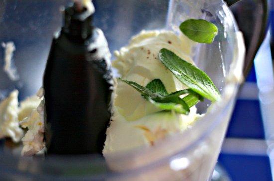 Baked Cream Tortelini