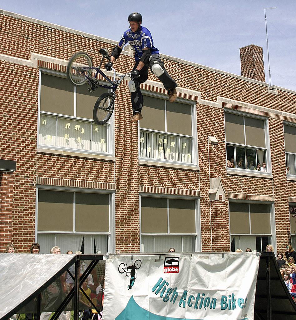 Bmx Bike Show School