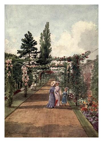 018-La rosaleda-Kew gardens 1908- Martin T. Mower