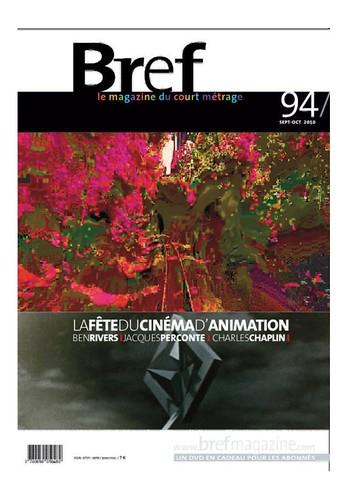 Bref 94 - cover